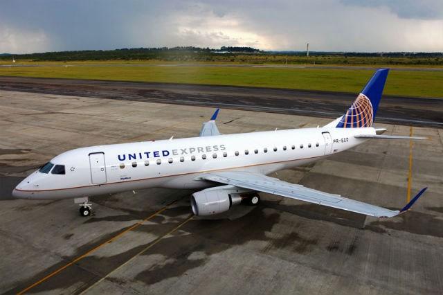SkyWest United E175
