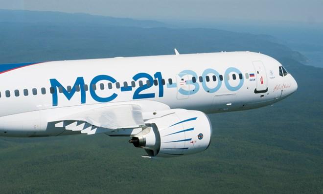 MC-21 Irkut