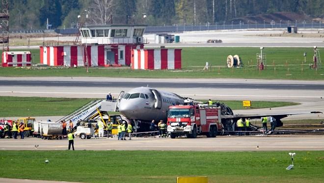Aeroflot Superjet accident May 19