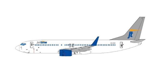 Jet Time 737-800