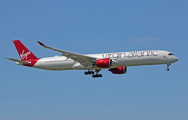 Virgin Atlantic Airbus A350-1000 2020