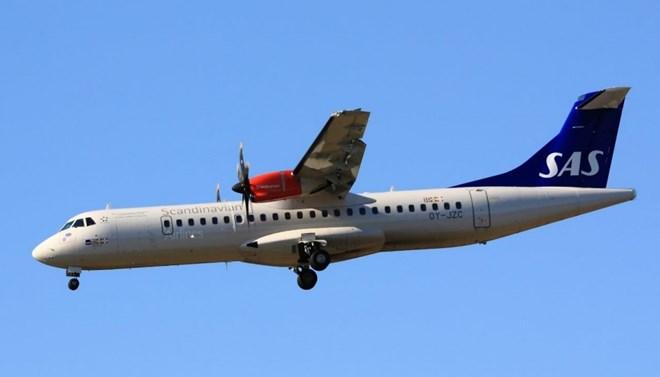 Jet Time ATR 72-600 incident