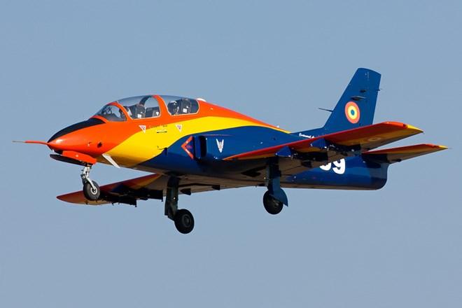 Romanian_Air_Force_IAR-99-c-Cătălin Cocîrlă_Wikimedia Commons