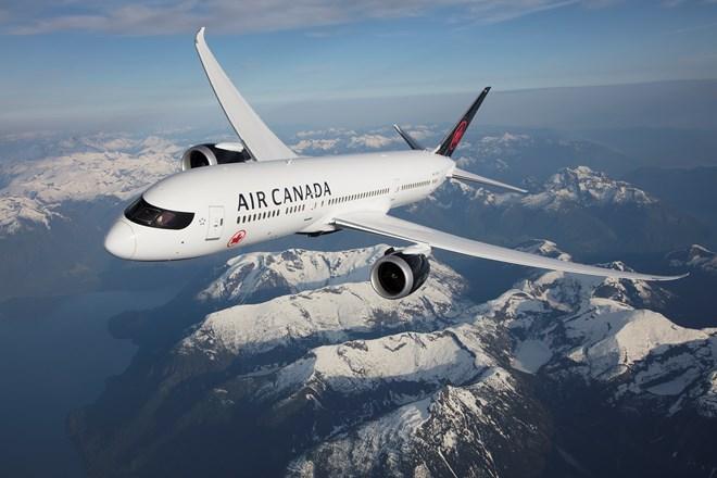 Air Canada B787-9-Rockies