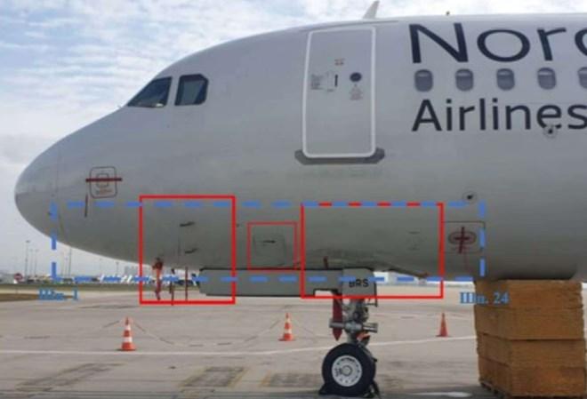 Nordwind A321 VQ-BRS