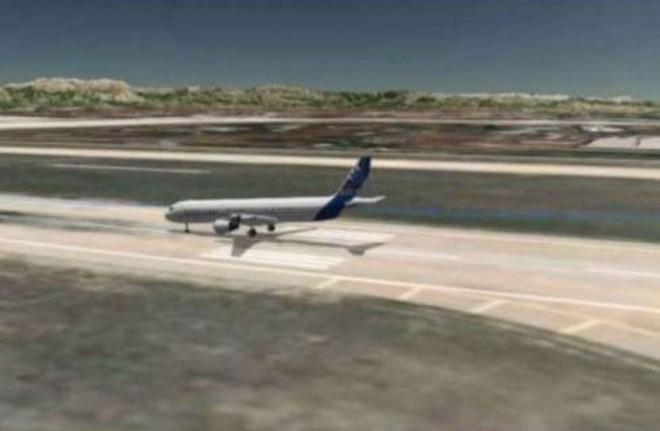 Nordwind A321 sim