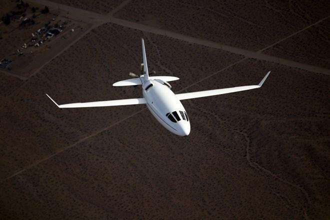 Celera 500L, Top View desert