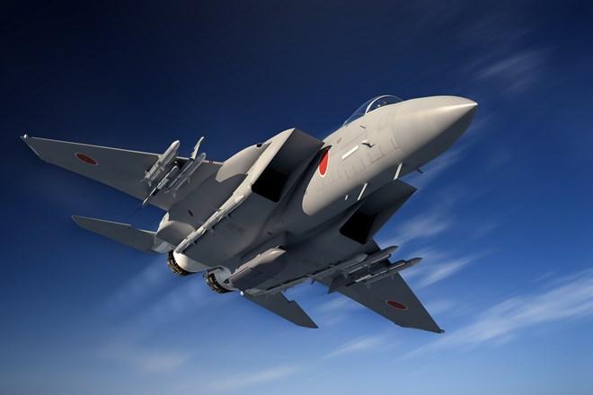 F-15J Super Interceptor