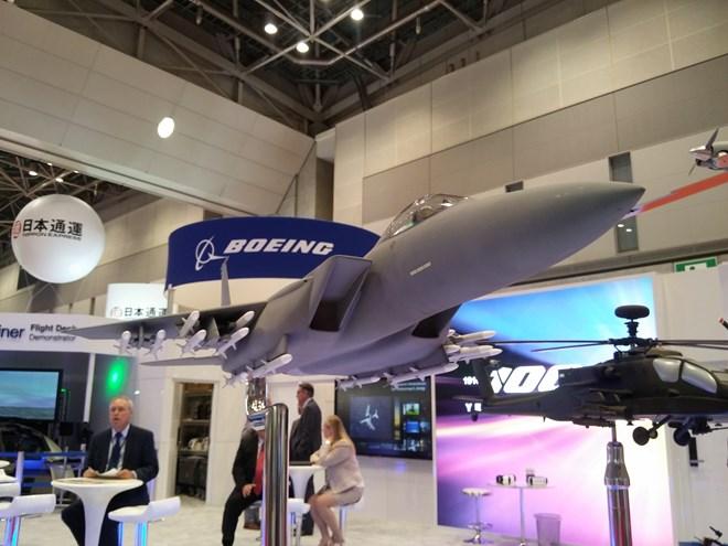 Boeing F-15J Concept 2016