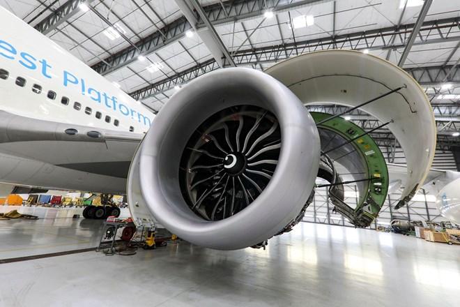 GE9X 747 testbed c GE Aviation