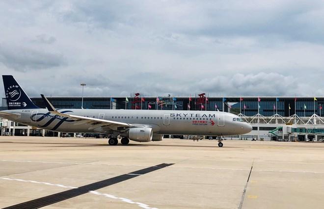 China Eastern_SanyaAircraft