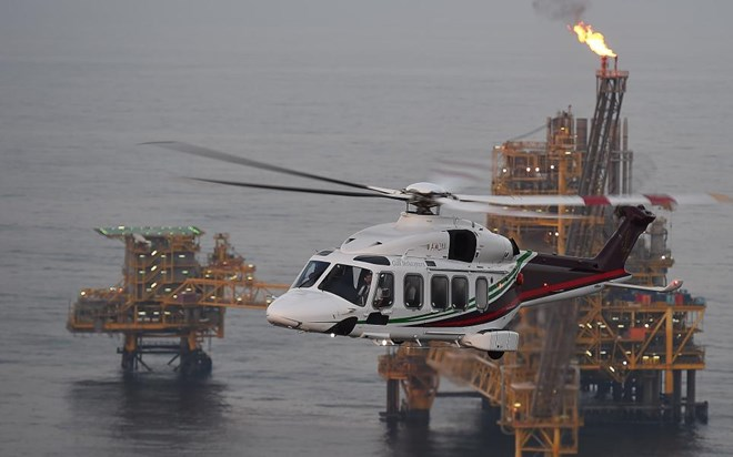 AW189 Gulf Helicopters