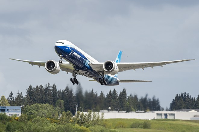 Boeing 777X 777-9