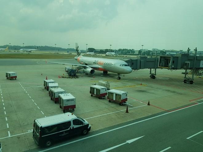 Jetstar Asia A320
