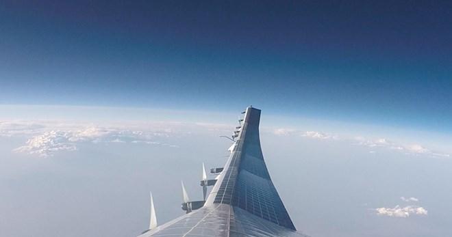 Sunglider UAV c Aerovironment
