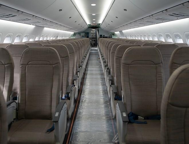 MC-21 interior