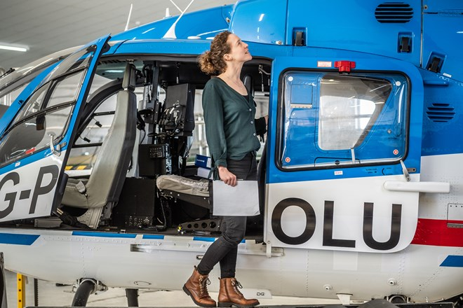 Simone Weber - Richard Cave/Airbus Helicopters
