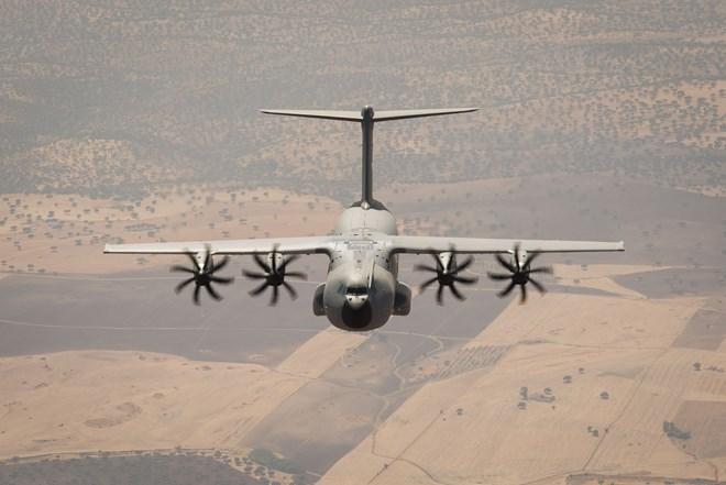 Spanish A400M