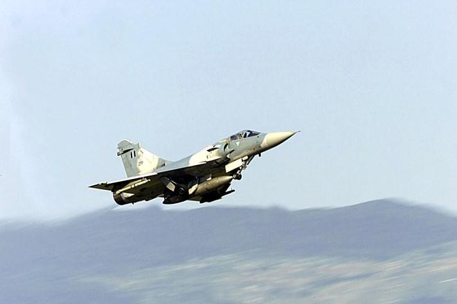 Mirage 2000 Greece