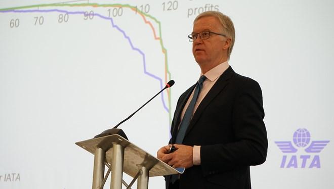 Brian Pearce, IATA