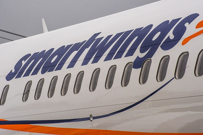 smartwings livery Boeing 737 Max