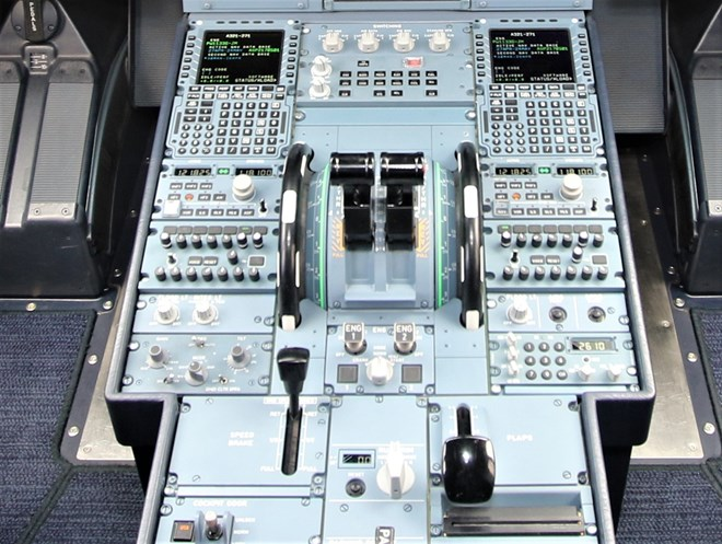 A320 stabiliser trim