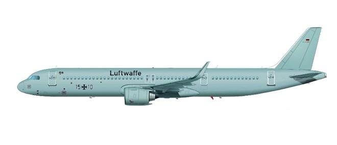 German air force A321LR