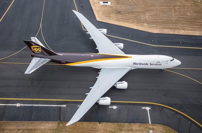 Boeing 747-8F Freighter