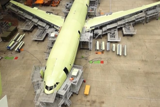 Il-96-400M overview