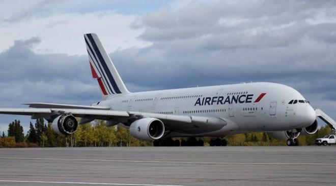 Air France A380 engine failure-c-BEA