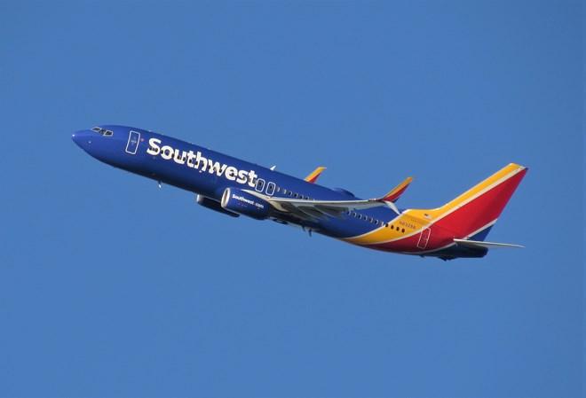Boeing 737-800 Southwest