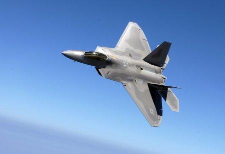 FA-22 Raptor - USAF