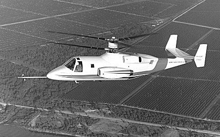 Four engines and a draggy rotor hindered ABC's suc