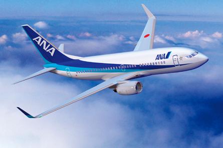 ANA Boeing 737-700ER