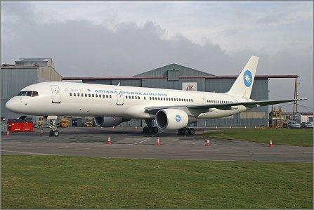ariana 757-200 W445