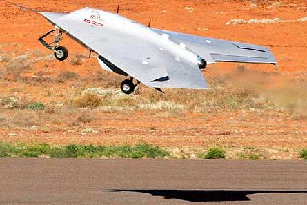 BAE Systems Raven UAV W445