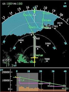 A350 FMS display W222