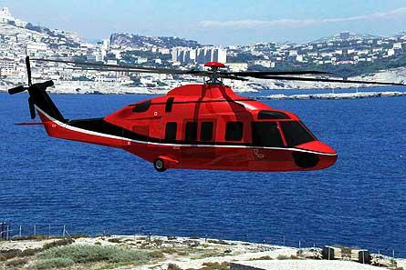 Eurocopter AVIC II EC175 W445