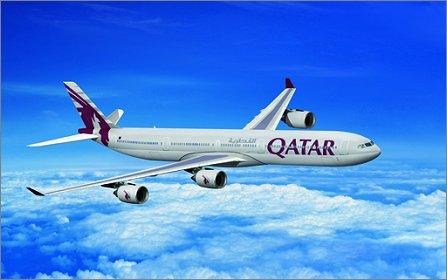 Qatar Airways New Livery W445