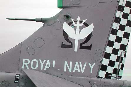 SHAR tail W445