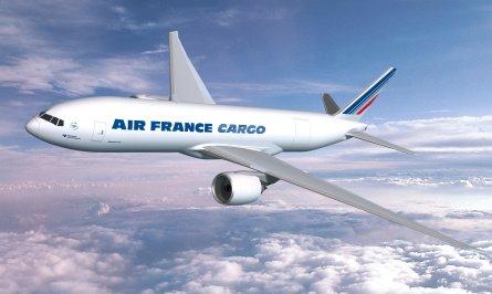 Air France 777F W445