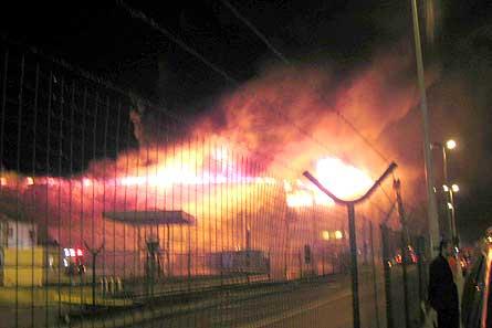 Sabena Technics fire 01 W445