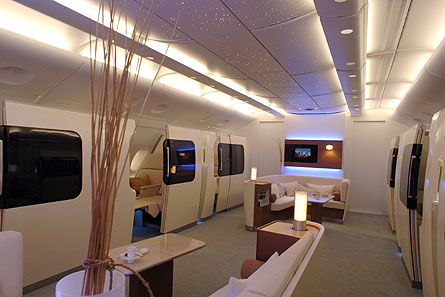 Pictures First Images Of Airbus S Super First Class Suites Concept For A380 News Flight Global