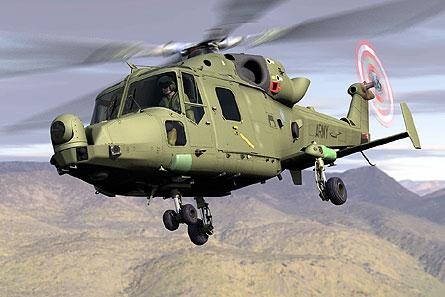 Future Lynx Army W445
