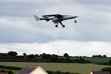 Galileo Avionica Falco W445