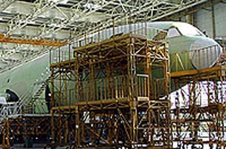 Ilyushin assembly