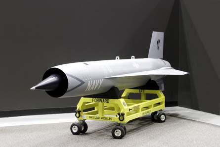 Mach 3 missile