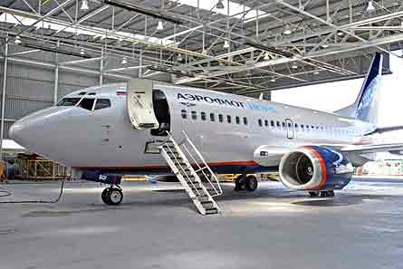 Aeroflot Nord B737-500