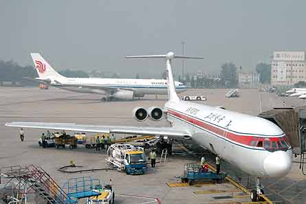 Air Koryo Il-68
