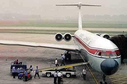 Air Koyro Il-96 W445